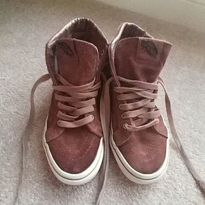 Vans Fringe Skateboard Shoe